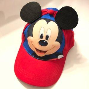 Mickey Mouse Children's Baseball Cap NWT
